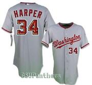 Nationals Game Jersey