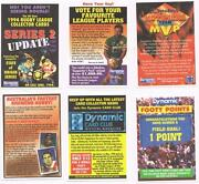 NRL Footy Cards