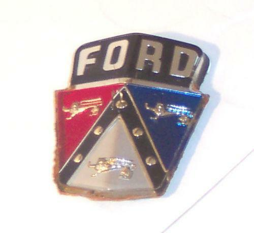 1950 Ford Emblem Ebay