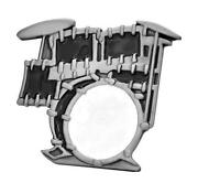 Drum Belt Buckle