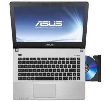 """asus f450j 14"""" 4th gen i7 4700 4gig ram 1 tb hdd nvidia 745m 2gig Highett Bayside Area Preview"""