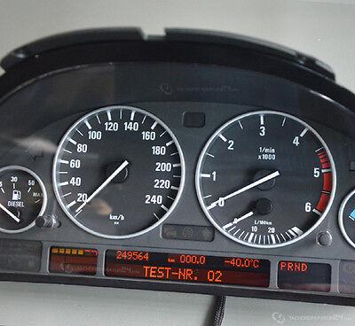 BMW E38, E39, X5, Kombiinstrument Tacho Display Pixel Reparatur Pixelfehler  online kaufen