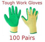 100 Pairs Work Gloves
