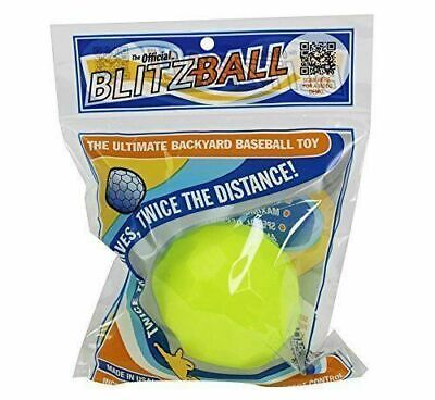 BLITZBALL Baseball Pitching Training Blitz Ball Dude Perfect Curve Swerve Game
