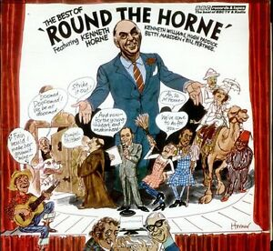 Round The Horne  - 70 Old Time Radio Comedy Shows - Mp3 CD
