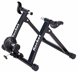 SALE! Magnetic Bicycle Turbo Trainer Indoor Bike Trainer Exercise Bike for Road and MTB