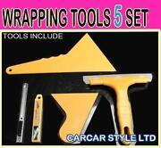 Car Vinyl Wrap Tools