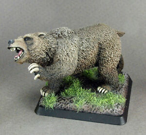 Details about Dire Bear Reaper Miniatures Dark Heaven Legends D&D RPG