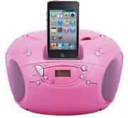 iPod Dock CD Player Radio