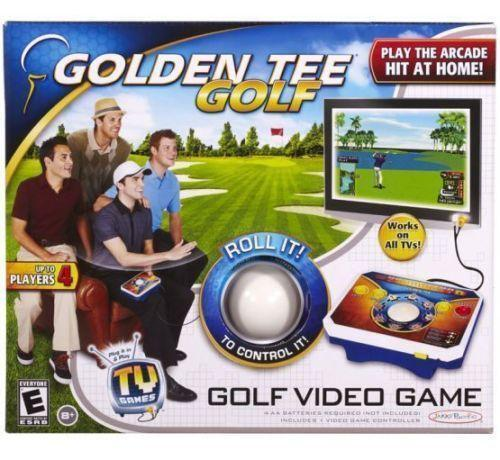 golden golf machine