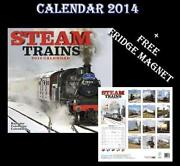 Steam Train Calendar
