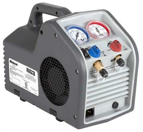Robinair Promax The Cube RG3 Lightweight Recovery Machine PR