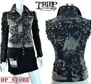 Punk Studded Vest