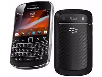 BlackBerry 9900 16gb Unlocked To All Network - Black - £90 - With Warranty
