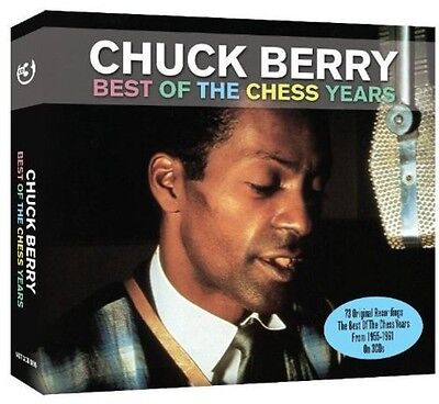 Купить Chuck Berry - Best of the Chess Years [New CD] UK - Import
