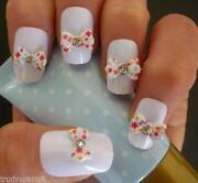 Nail Art Decoration Bows