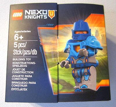 New Lego Nexo Knights Royal Guard (1 mini-figure)