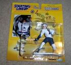 Plastic Action Figures with Starting Lineup