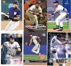 Derek Jeter Baseball Card Lots