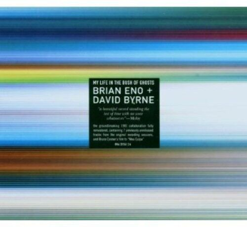 David Byrne - My Life in the Bus [New CD] UK - Import