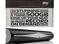 sky+ (Plus-3D-HD) Box grate used condition (instalation available see discription)