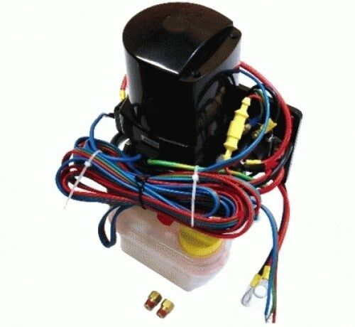 Tilt  Trim Motor For Mercruiser Includes Pump Reservoir
