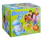 Bandai Badge It
