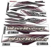 Yamaha Waverunner Graphics