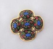 Sarah Coventry Rhinestone Pin