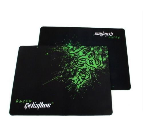 Mouse Mat at quality control large pad, size 300 X 250 mm