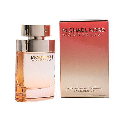 Michael Kors Wonderlust by Michael Kors 3.4 oz EDP Perfume for Women New In Box