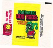 Wacky Packages Wrapper