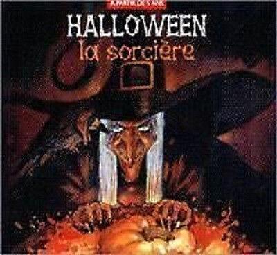 381 // HALLOWEEN - LA SORCIERE - CONTES ET CHANSONS CD NEUF - Chansons Halloween