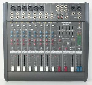 mackie dfx.12 12 channel integrated live sound mixer