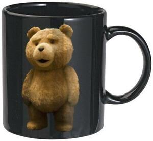 Ted Talking Coffee Mug, R-Rated, 5 Phrases