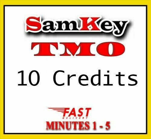 SamKey TMO/ SPR 10 Credits T-Mobile MetroPCS Verizon Sprint Instant
