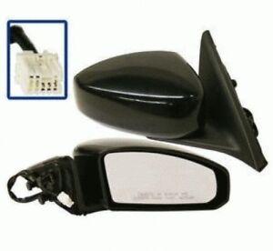 Passenger Side Mirror Fits Infiniti G35 Coupe 2003-2007