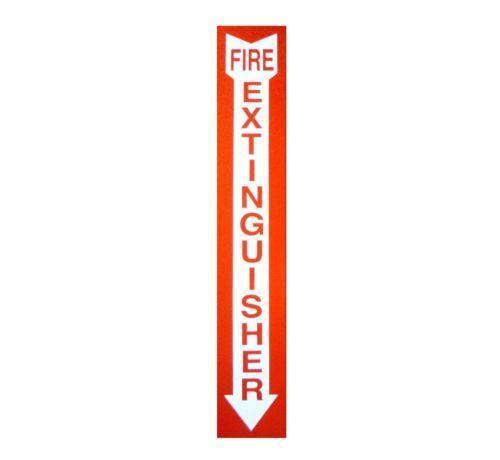Fire Extinguisher Sticker Ebay
