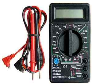 Mini Multi-function digital meter DT-830B