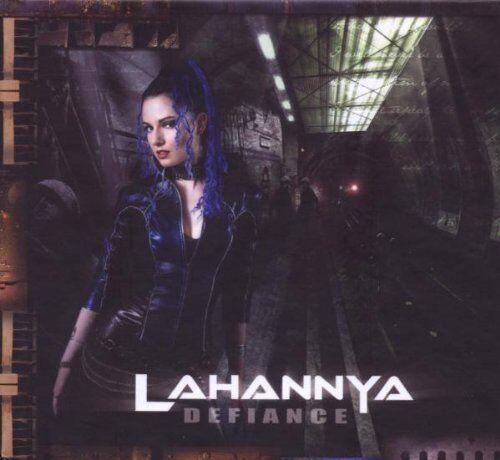 LAHANNYA Defiance CD DigiBook 2009
