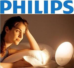 NEW PHILIPS SUNRISE SIMULATION WAKE UP LIGHT - 111039746 - WHITE