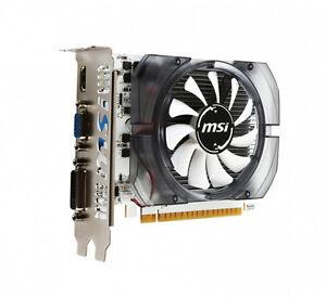 GT730 Gamer Grafikkarte Desktop PC Computer PCI Express HDMI DVI aktiv 4 GB