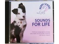 Puppy School Sounds for Life CD