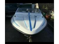Fletcher speedboat & trailer MUST SELL