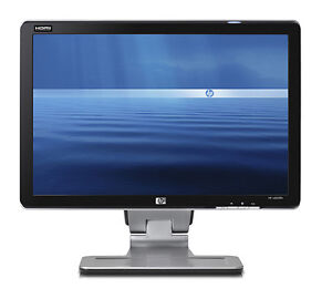 HP Pavilion w2338h LCD wide-screen HDMI monitor