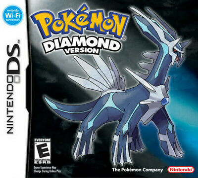 Pokemon: Diamond Version Game Card for 3DS Lite NDSI DSI US seller Fast ship