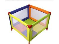 Baby playpen almost new