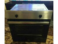 Beko single electric oven