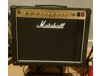 Marshall DSL40C Valve Amplifier + Amp stand