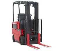 Learn From The Best! NB's #1 Forklift Training Program